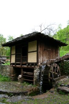 Free Watermill In The Village Of Etara In Bulgaria Royalty Free Stock Image - 18106606