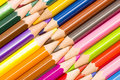 Free Color Pencils Close Up Royalty Free Stock Images - 18118079