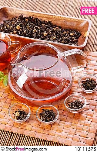 Free Tea Royalty Free Stock Photo - 18111575