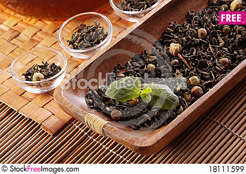 Free Tea Royalty Free Stock Images - 18111599