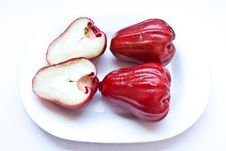 Free Rose Apple In Thailand Royalty Free Stock Photo - 18110085