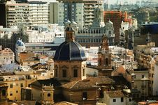 Free City Valencia Royalty Free Stock Photos - 18110198