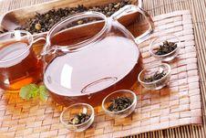 Free Tea Royalty Free Stock Photo - 18111565