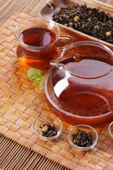 Free Tea Stock Image - 18111581