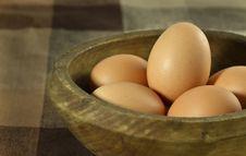 Free Eggs Royalty Free Stock Photos - 18112178