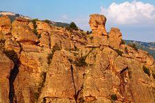 Free Belogradchik Rocks Royalty Free Stock Photo - 18112905