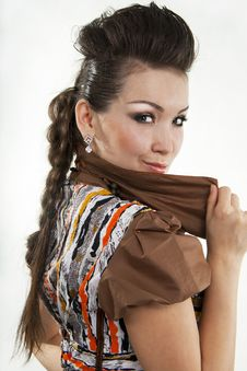 Free Fashion Trends. Royalty Free Stock Photos - 18113488