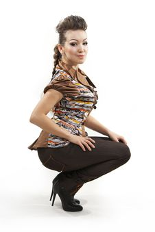 Free Fashion Trends. Stock Photos - 18113613