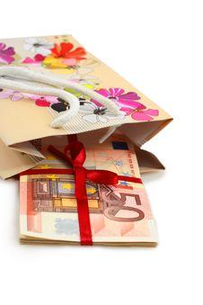 Free Gift. Royalty Free Stock Photo - 18113895