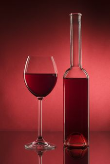 Free Red Wine Royalty Free Stock Photography - 18114887