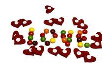 Free Valentine Heart Royalty Free Stock Photography - 18115607