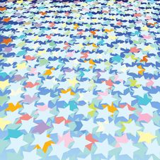 Free Abstract Stars Background Royalty Free Stock Image - 18116966