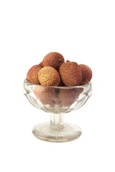 Free Lychees Royalty Free Stock Photography - 18118487