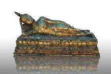 Free Buddha Statue Royalty Free Stock Image - 18119196