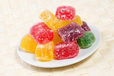 Free Fruit Jelly Royalty Free Stock Photo - 18119395