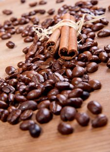 Free Coffee Beans Royalty Free Stock Image - 18119506