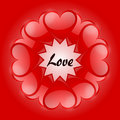 Free Valentines Bacground Stock Image - 18122291