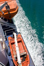 Free Safety Boats Stock Photo - 18129920