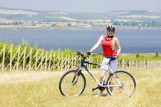 Free Biker Stock Photo - 18120160