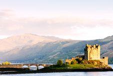 Free Eilean Donan Castle Stock Photo - 18120400