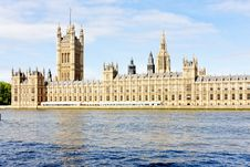 Free Houses Of Parliament Royalty Free Stock Photography - 18120477