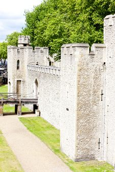 Tower Of London, London Stock Images