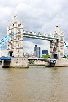 Free Tower Bridge Royalty Free Stock Images - 18120509