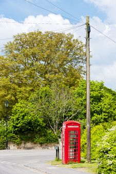 Free Telephone Booth Stock Photography - 18120532