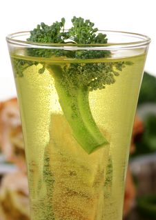 Healthy Drink Royalty Free Stock Image