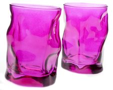 Free Vibrant Pink Glassware Stock Photos - 18122193