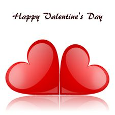 Free Valentines Bacground Royalty Free Stock Photo - 18122225
