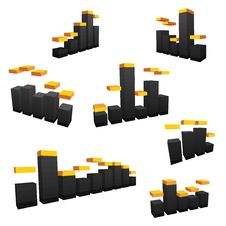 Emboss Equalizer Royalty Free Stock Image