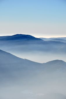 Free Beskydy Mountains Stock Image - 18123191