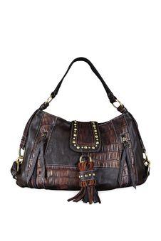 Free Brown Leather Woman Bag Stock Image - 18124011