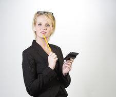 Free Businesswoman Stock Photo - 18124610