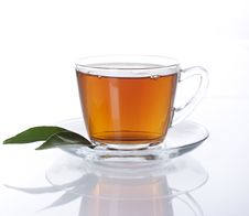 Free Cup Of Tea Stock Photo - 18125590