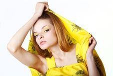 Free Beautiful Woman Stock Photography - 18125782