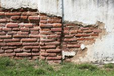 Free Old Wall Stock Images - 18127114