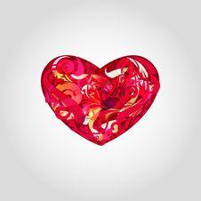 Free Love Card Stock Photos - 18128603
