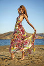 Free Goddess Of The Wind Royalty Free Stock Photos - 18131618