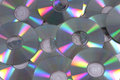 Free Blank CDs Royalty Free Stock Images - 18139689