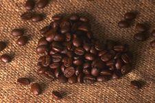Free Coffee Grains Stock Photo - 18132580