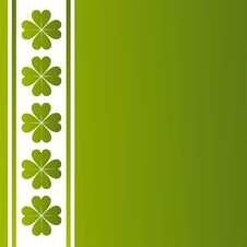 Free St. Patrick S Day Background Stock Image - 18132921