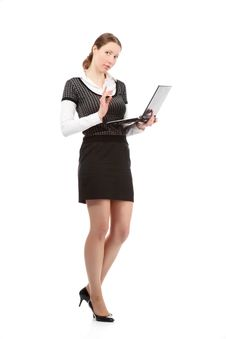 Free Business Woman Stock Photography - 18132942