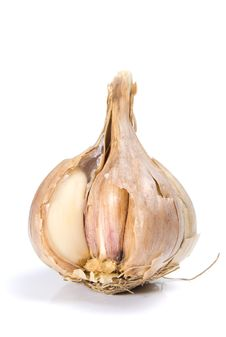 Free The Garlic Stock Photography - 18132962