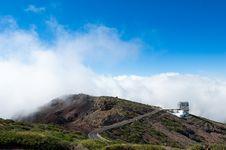 Free Roque De Los Muchachos Observatory, La Palma Stock Images - 18138134