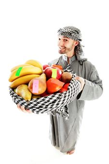 Free Young Bedouin Stock Image - 18138141