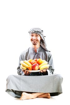 Free Young Bedouin Royalty Free Stock Photo - 18138145