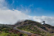Free Roque De Los Muchachos Observatory, La Palma Stock Photo - 18138170