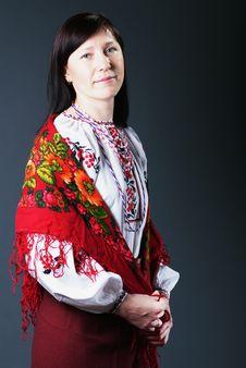Free Ukrainian Woman Stock Photos - 18138203